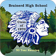 Logo for 50-year Reunion